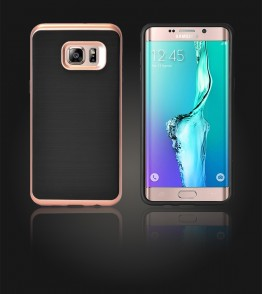 Dome Case Galaxy S6 edge Plus - Rose Gold