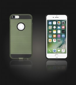 Metal Case iphone 7 - Dark Green