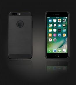Metal Case iphone 7 Plus - Black