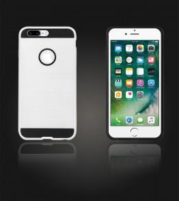 Metal Case iphone 7 Plus - White