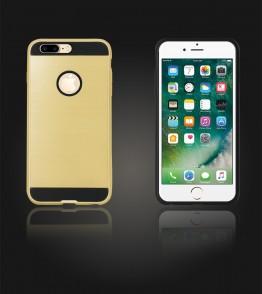 Metal Case iphone 7 Plus - Gold
