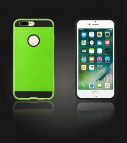 Metal Case iphone 7 Plus - Green