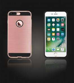 Metal Case iphone 7 Plus - Rose Gold