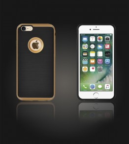 Dome Case iphone 7 - Gold