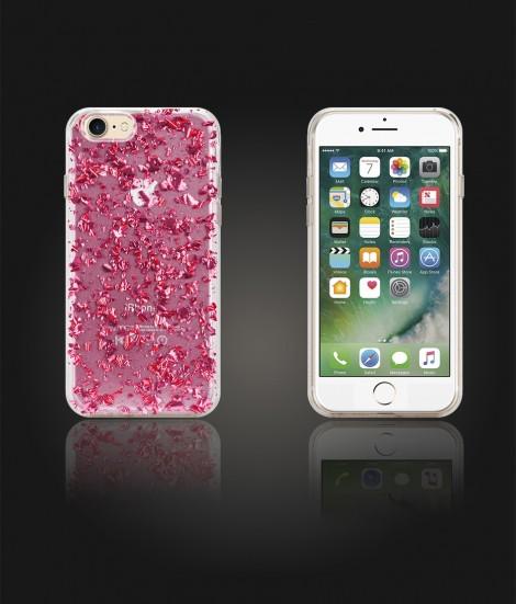 24 Karat Case iphone 7 - Pink