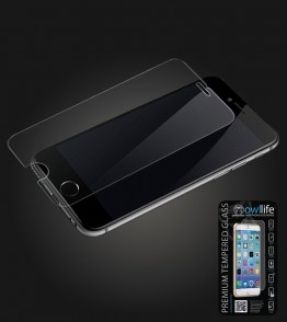 owllife Premium Tempered Glass iphone 7 Plus