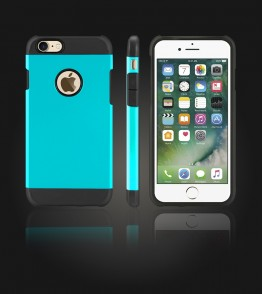 Duo Protection Case iphone 7 - Mint