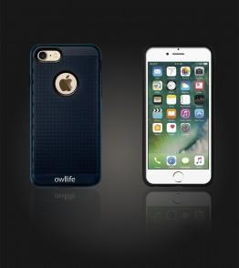 owllife Slim Protection Case iphone 7 - Blue