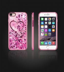 Liquid Water Case Iphone 6/6S - Pink