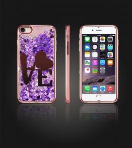 Liquid Water Case Iphone 6/6S - Rose Gold